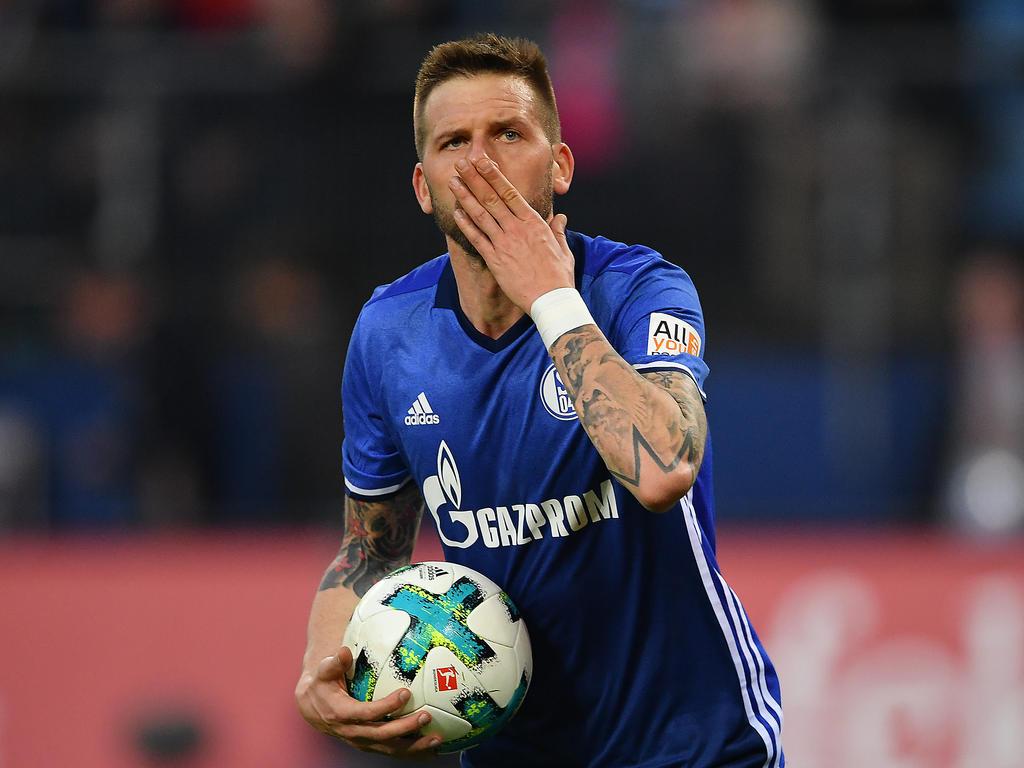 Guido Burgstaller und der FC Schalke 04 verlängern ihre Zusammenarbeit