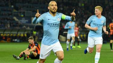 El City sigue intratable en la Liga de Campeones. (Foto: Getty)
