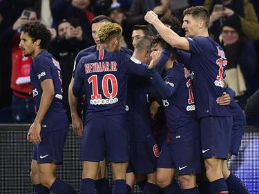 El PSG sigue intratable en la competición doméstica. (Foto: Getty)