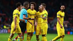 BVB liefert harmloseste Offensivleistung seiner Champions-League-Geschichte ab