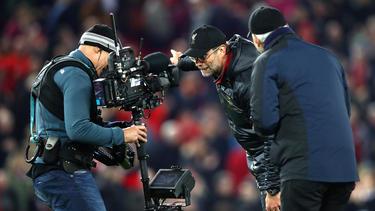 Jürgen Klopp könnte von der FA gesperrt werden