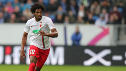 Angreifer Caiuby denkt nicht an eine Rückkehr zum FC Augsburg