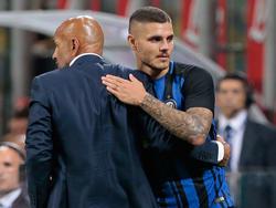 Die Zeiten bei Inter Mailand waren auch schon einmal rosiger. © Getty Images/Emilio Andreoli