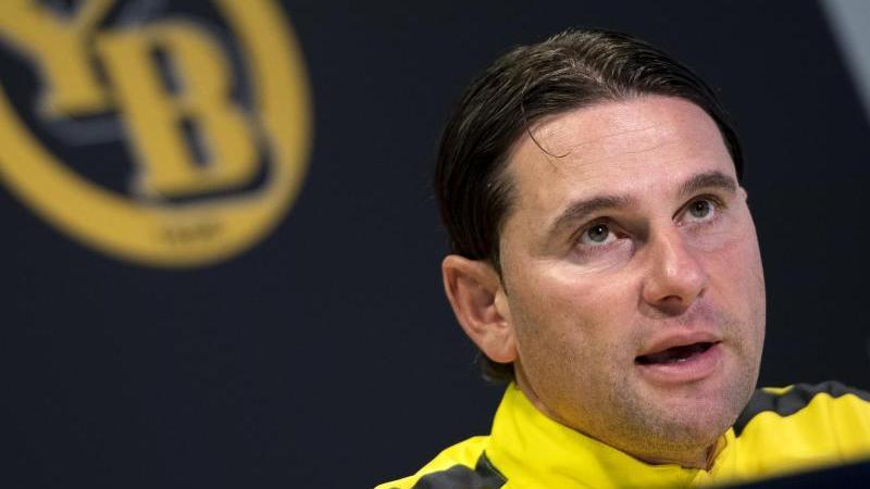 Gerardo Seoane wird in Berlin als Cheftrainer gehandelt