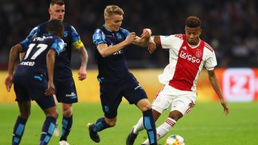 Martin Ødegaard vuelve a LaLiga para seguir progresando.