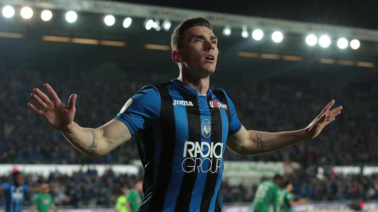 Robin Gosens steht mit Atalanta in der Champions League