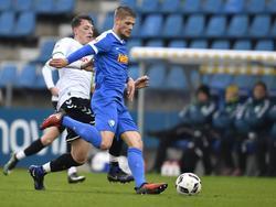 Johannes Wurtz hat seinen Vertrag beim VfL Bochum vorzeitig verlängert