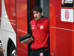 In Mainz konnte Krkić seine Klasse noch nicht beweisen