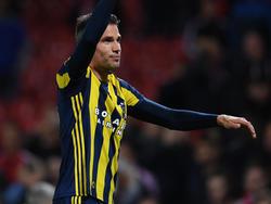 Robin van Persie spielt seit 2015 in der Türkei