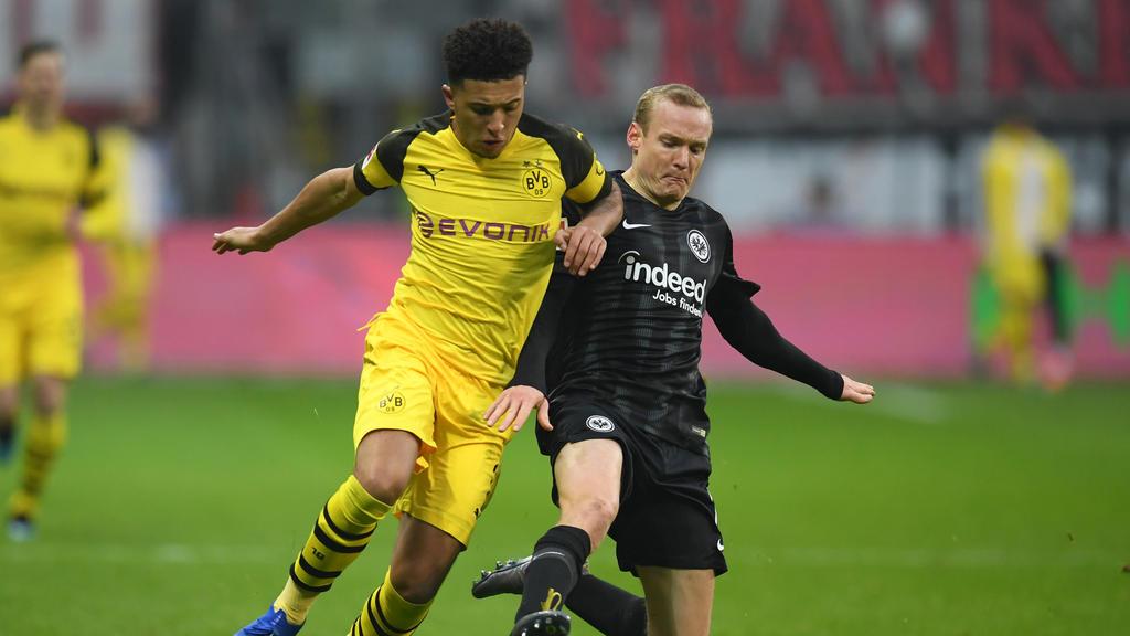 Sebastian Rode soll fest vom BVB zu Eintracht Frankfurt wechseln