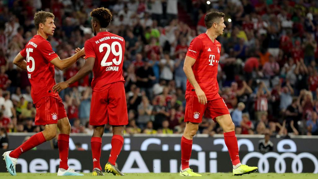 Bayern Gegen Cottbus