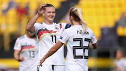 Wembley bei Gastspiel der DFB-Frauen ausverkauft