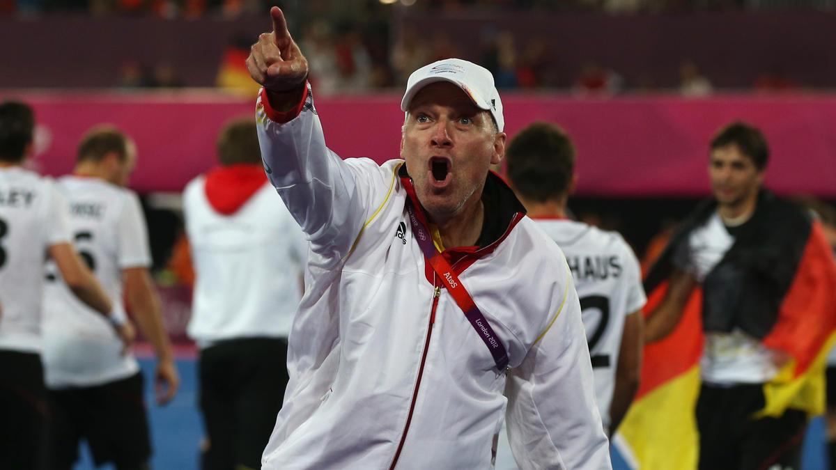 Markus Weise will mit den Hockey-Herren die Olympia-Quali schaffen