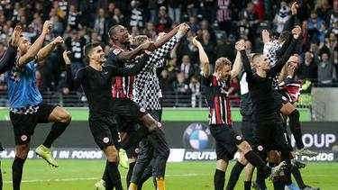Eintracht Frankfurt kann in Lüttich einen großen Schritt Richtung K.o.-Runde machen