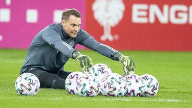 Manuel Neuer sieht Marc-André ter Stegen nicht als einzigen Konkurrenten
