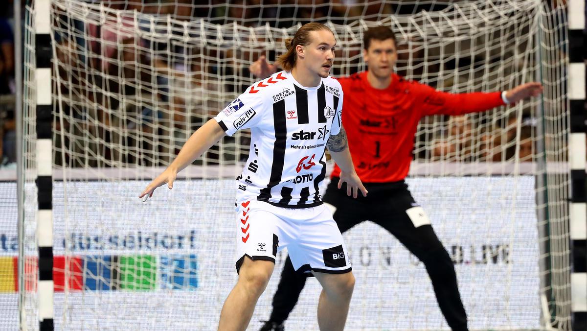 Der THW Kiel setzte sich gegen den HC Erlangen durch
