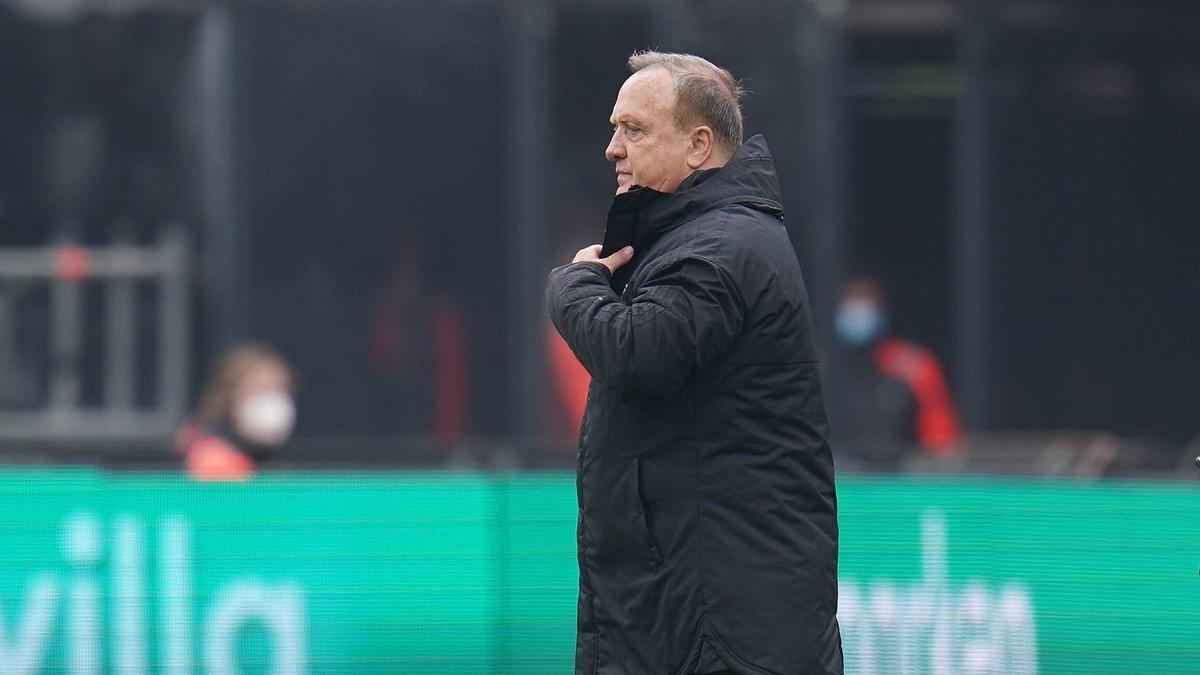 Dick Advocaat wird Irak-Coach
