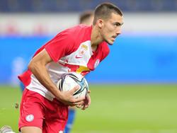 Roko Simic verlängerte seinen Vertrag.