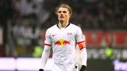 Marcel Sabitzer steht bei RB Leipzig unter Vertrag