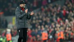 Liverpool steht im Achtelfinale - auch ohne Jürgen Klopp