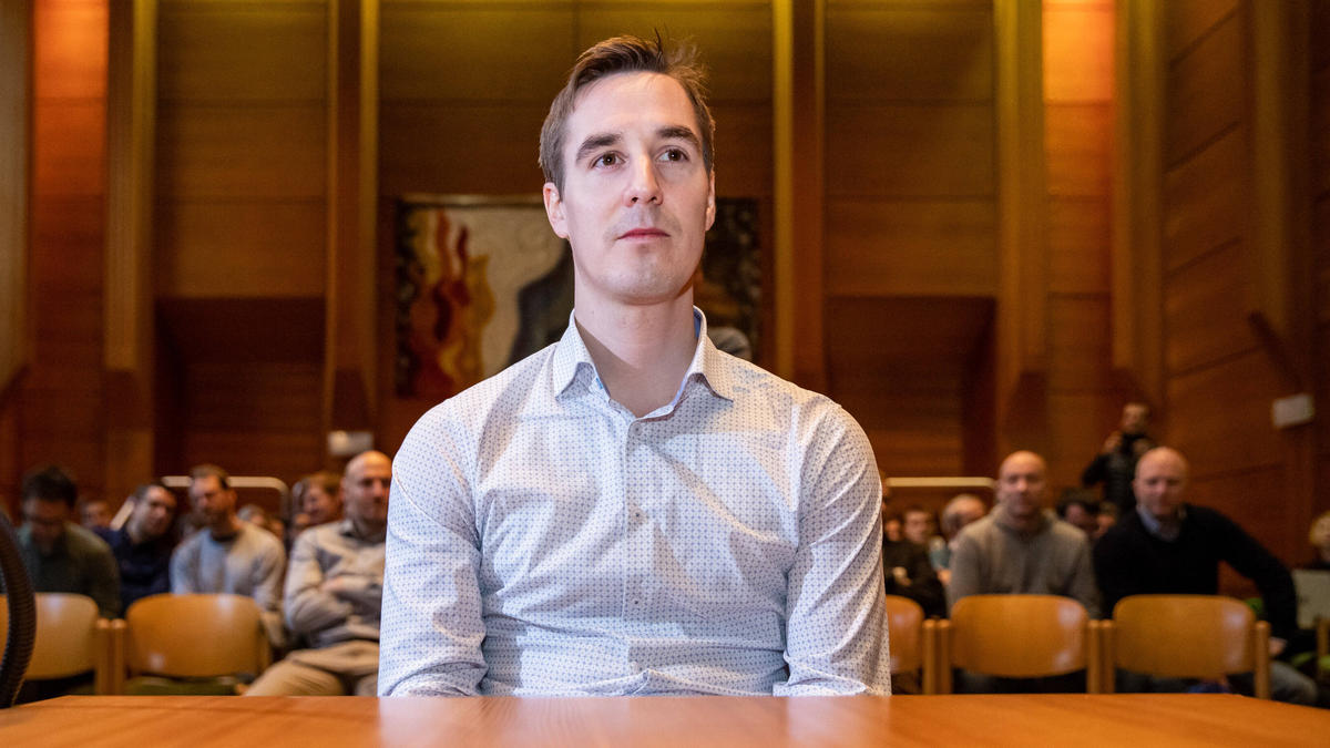 Johannes Dürr hat vor Gericht gewonnen