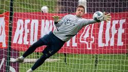 Christian Früchtl ist im Profikader des FC Bayern nur die Nummer drei