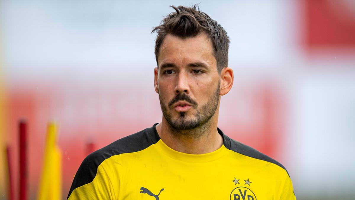 BVB-Keeper Roman Bürki meldete sich für die Gladbach-Partie fit