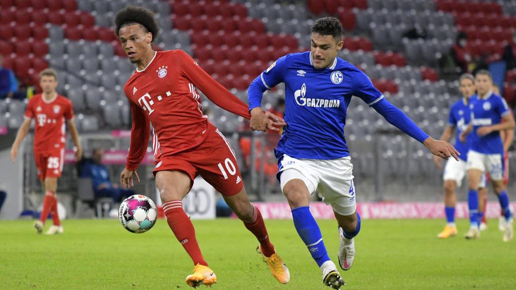 Ozan Kabak (r.) spielte am Freitag mit Schalke beim FC Bayern