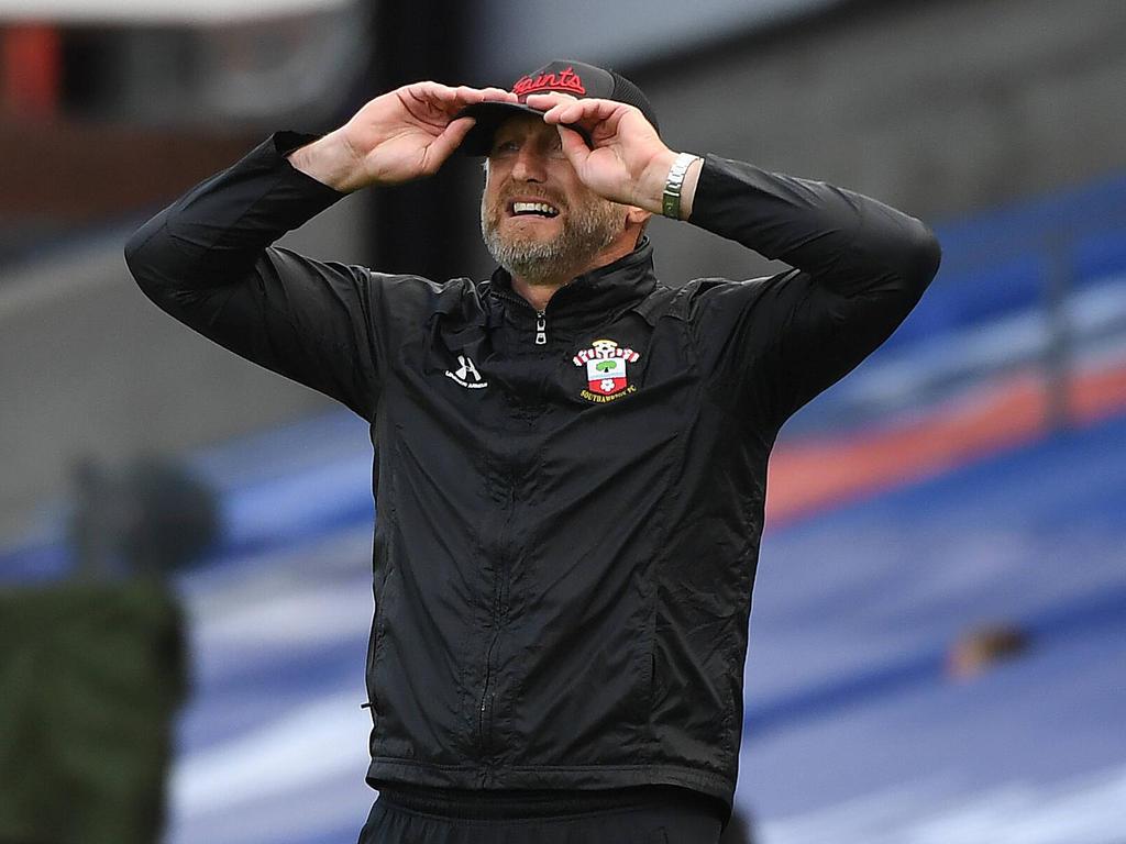 Ralph Hasenhüttl kassiert mit Southampton eine bittere Niederlage