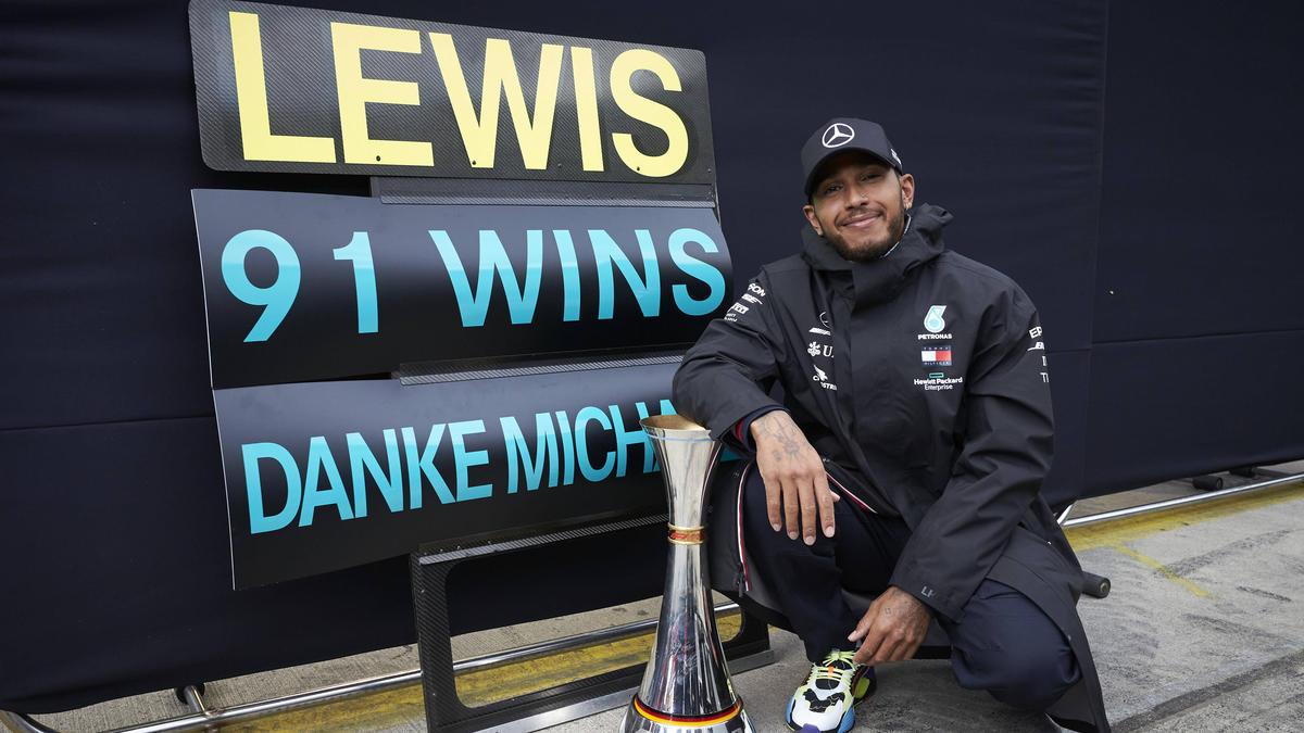 Ist Lewis Hamilton der beste Formel-1-Fahrer aller Zeiten?