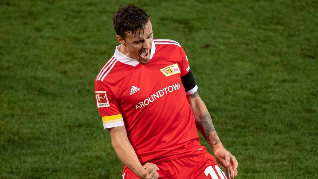 Max Kruse spielt mit Union Berlin bisher eine starke Saison