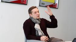 Spricht über BVB-Leihgabe Marius Wolf: Horst Heldt, Manager des 1. FC Köln