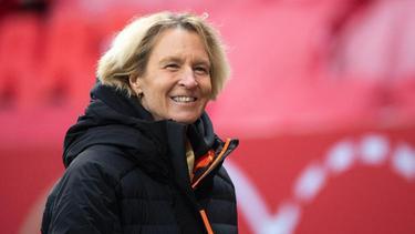 Startet bei einem Mini-Turnier mit den DFB-Frauen ins Länderspieljahr 2021: Martina Voss-Tecklenburg