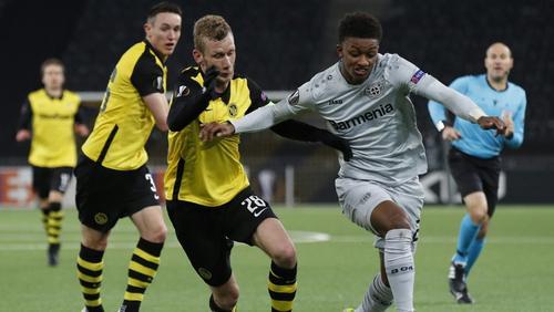 """Das Leverkusener EL-Rückspiel ist bei """"Nitro"""" zu sehen"""