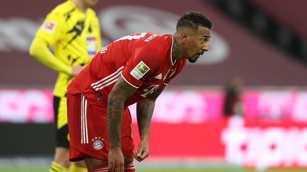 Jérôme Boateng verlässt den FC Bayern im Sommer
