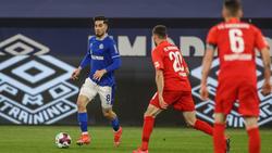 Suat Serdar erzielte das Tor des Tages für den FC Schalke 04