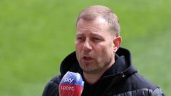 Frank Kramer und Arminia Bielefeld wollen gegen den SC Freiburg vorlegen