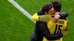 Emotionaler Tag für BVB-Coach Edin Terzic