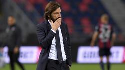 Wurde bei Juventus gefeuert: Andrea Pirlo