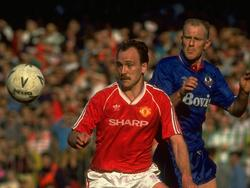 Mike Phelan(v.) und Andry Ritchie(h.).