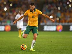 James Holland ist 15-facher australischer Nationalspieler