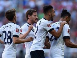 Führung gegen Milan
