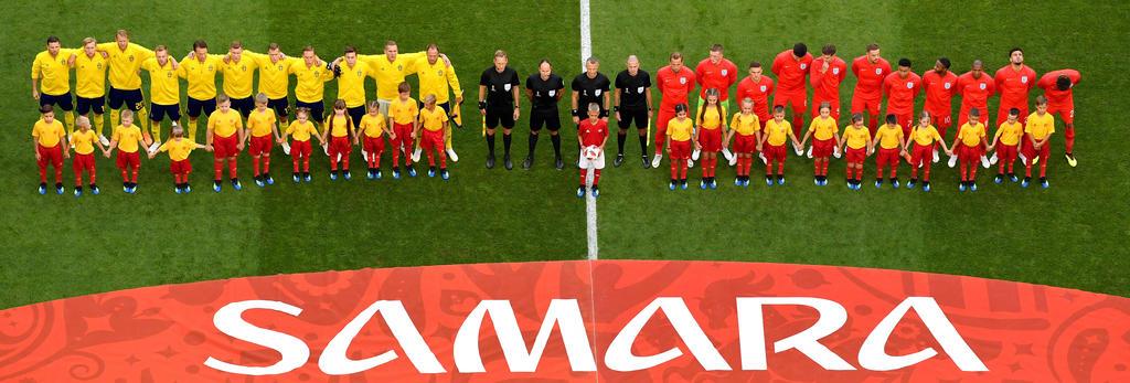 Die Teams stehen bereit!