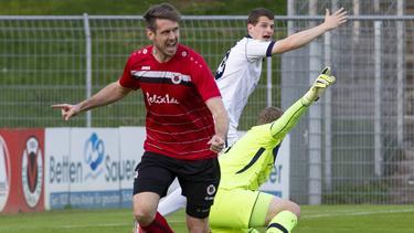 Kölns Tobias Willers träumt von einer Pokalsensation gegen seinen Ex-Klub RB Leipzig