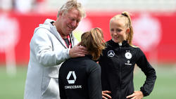 DFB-Frauen müssen gegen Island gewinnen