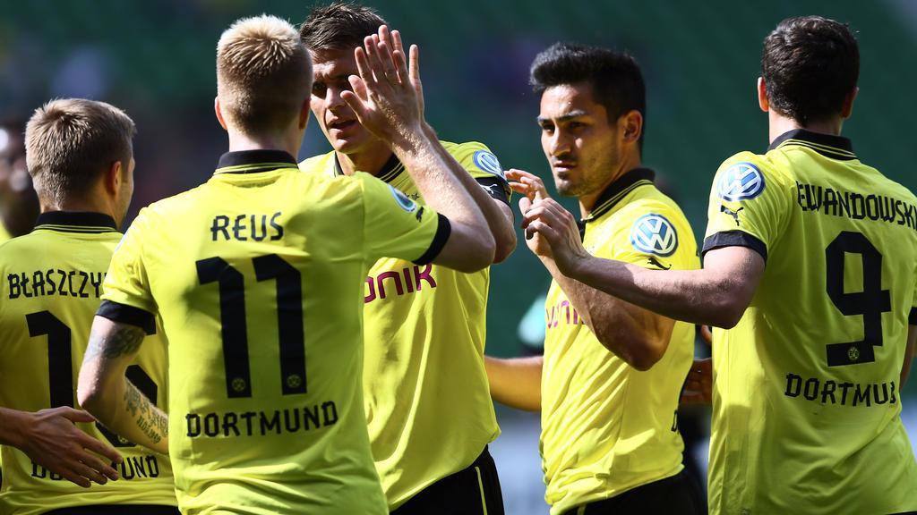 Zwei Spieler der ehemaligen BVB-Mannschaft standen bei Manchester United auf dem Zettel