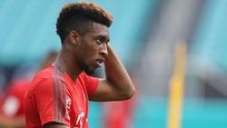 Kingsley Coman vor Comeback beim FC Bayern