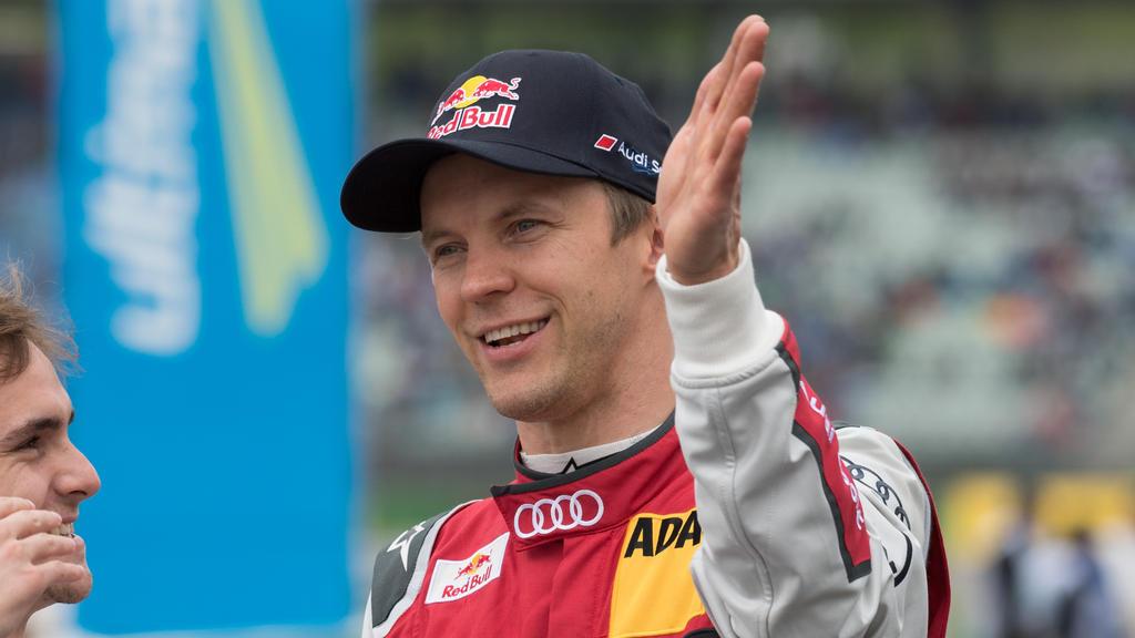 Mattias Ekström beobachtet das Geschehen in der DTM auch weiterhin