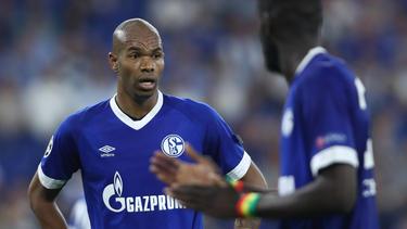 Naldo spielte zweieinhalb Jahre für den FC Schalke 04