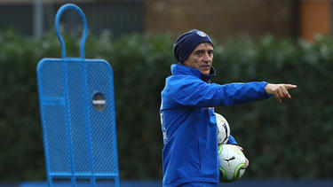 Italien und Roberto Mancini stehen unter Erfolgsdruck